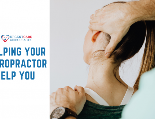 Helping Your Chiropractor Help You